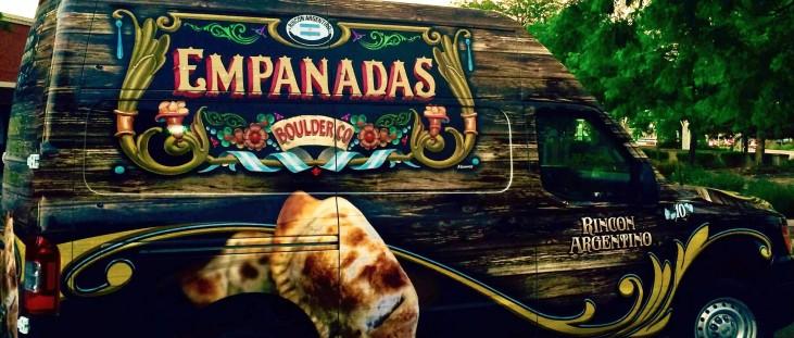 Empanada Van