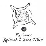 11 Empanada Espinaca Spinach and Pine Nuts