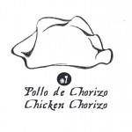 7 Empanada Pollo de Chorizo Chicken Chorizo